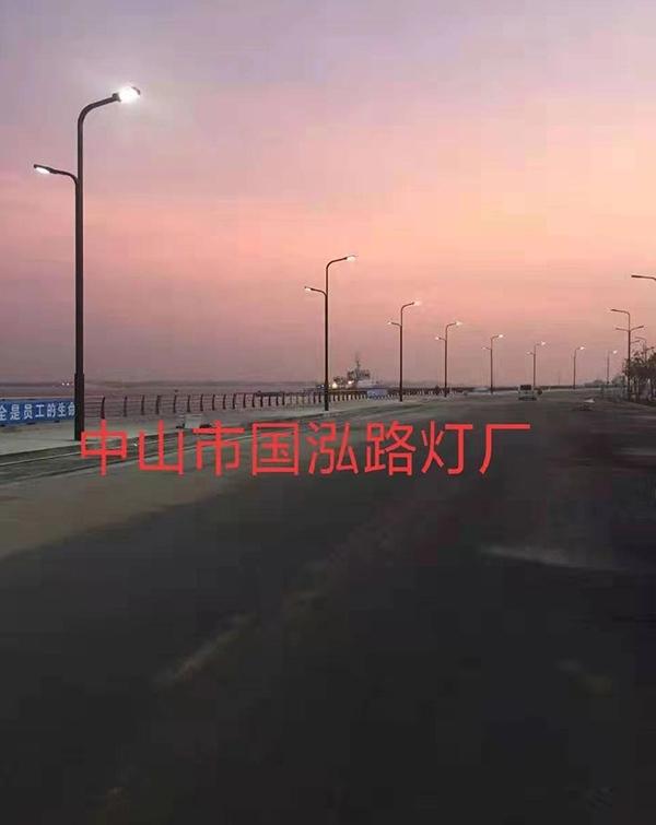湛江海洋公园路灯